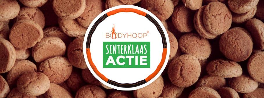 Bodyhoop Sinterklaasactie 2014